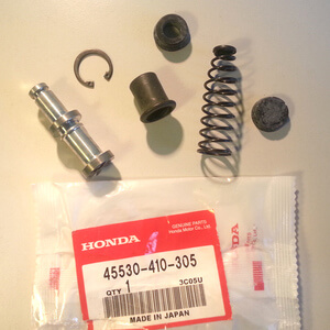 Repair Kit master brake cylinder Honda CB750F2 and other CB Four models new