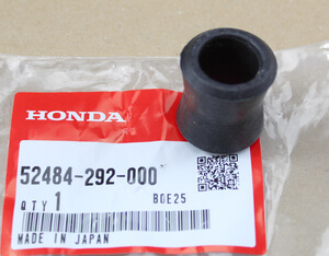 JOINT RUBBER rear shocks all Honda CB Fours new