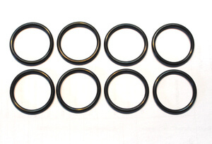 O-Ring Set Valve Cap Honda CB-Four models CX-GL500 Goldwing CB350-360K CB360G CJ360G CL350-360K SL350 XL175