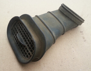Intake snorkel with screen Honda CB350Four CB400F used