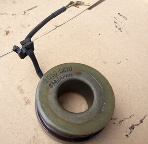 Field Coil Honda CB350Four CB400F used original
