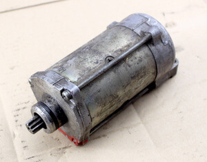 Starter Engine Honda CB350Four CB400F used