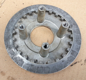 Clutch Pressure Plate Honda CB350Four used