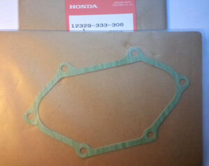 Gaket Breather Cover Honda CB350Four CB400F new