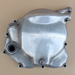 Clutch Cover polished Honda CB350Four used