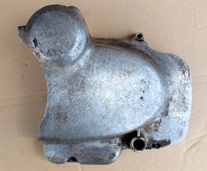 Cover Left Crankcase Honda CB350F used