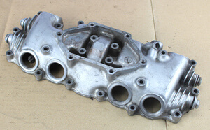CYLINDER HEAD COVER Honda CB350Four CB400F used