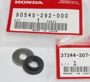 Honda CB 750 Four K3-K6 F1 chrome cover plate set lower speedometer tachometer