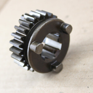 Gear 3rd main shaft Honda CB350Four used