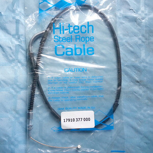 Throttle Cable open Honda CB350F CB400F new
