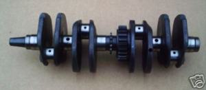 Crankshaft Honda CB350F CB400F used