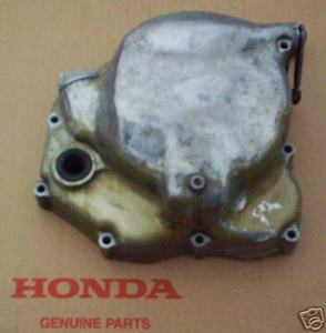 Cover Right Crankcase clutch Honda CB350F used