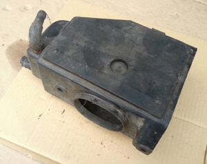 Housing Air Cleaner Honda CB550F1 used