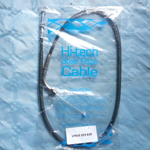 Throttle Cable open HONDA CB500Four CB550F new