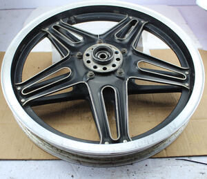 Front wheel Honda CB650C CB750C used