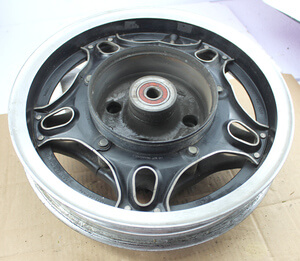 Rear wheel Honda CB650C CB750C used
