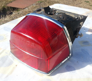 Taillight Assembly Honda CB750KZ used