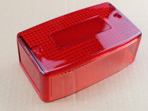 Tail Light Lens Honda CB650 CB750C CB900C CX50
