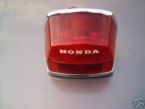 Taillight Unit Honda CB650F RC03