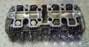 Cylinder Head with valves Honda CB650F-C used