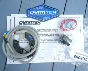 Electronic ignition system Dynatek Honda CB500Four CB550F-K3 CB750Four new