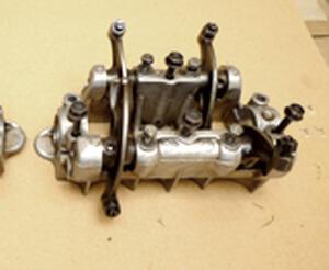 HONDA CB 750 four k0 k1 k2-k6 k7 F Screw Set Igni plate