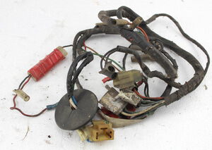 Fairing wiring harness series fairing Honda CB750F2 CB900F2 used