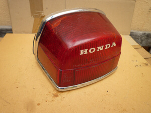 TAIL LIGHT UNIT Honda CB650F RC03 CB750KZ RC01 used