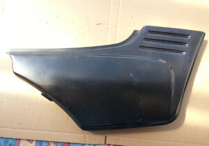 Side Cover right Honda CB750-900-1100F BoldOr used