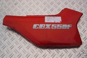 Side Cover right Honda CBX550F PC04 used