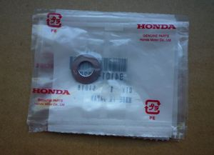 Plain Washer nut shock absorber Honda CB350Four to CB1100F new