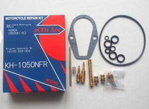 Carburetor Repair Kit Honda CB500Four new
