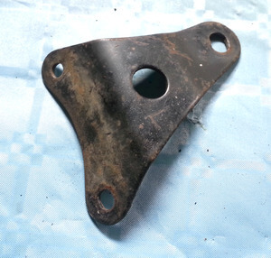 Exhaust bracket rear bottom left Honda CB500Four used