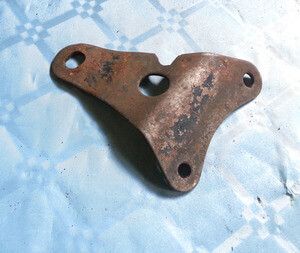 Exhaust bracket bottom left Honda CB500Four used