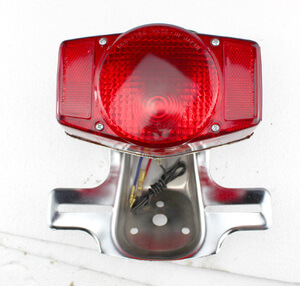 Taillight with holder US version Honda CB750K3 CX500 Goldwing new