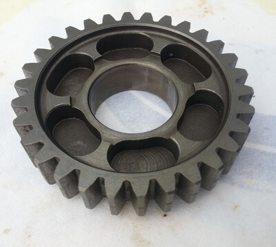 Gear 4 Transmission secondary shaft Honda CB400Four 30T used