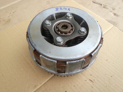 Clutch Complete Honda CB400F used